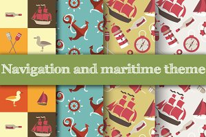 Marine And Nautical Theme