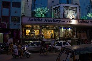 Night in Madurai, India (6 photos)