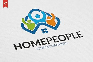 Home People Logo
