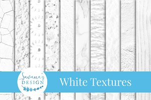 White Texture Paper Pack