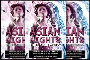 Asian Nights