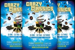 Classics 80's party