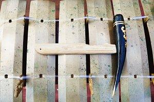 Balinese musical instrument