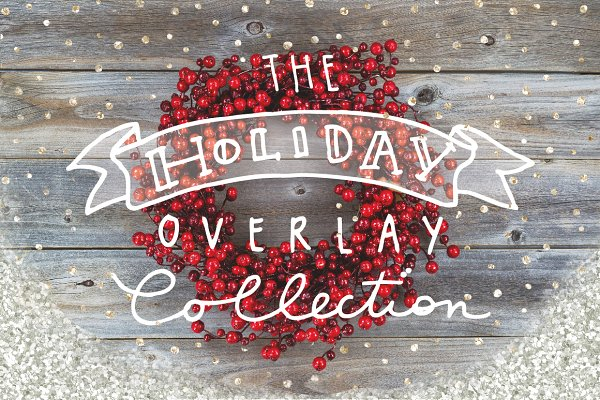 The Holiday Overlay Collection