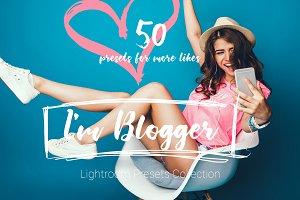 I'm Blogger - 50 Lightroom Presets