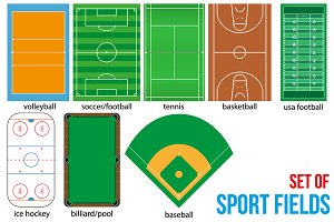 8 Most Popular Mockups Sport Fields