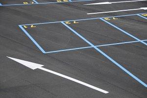 parking places
