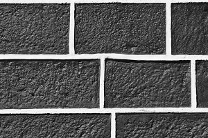 Wall in black