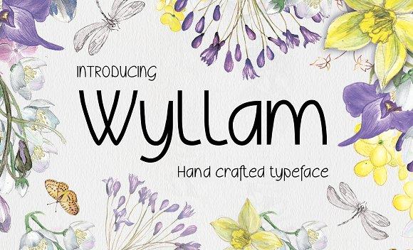 Wyllam Font