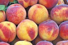 Peach stacked