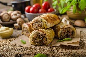 Sausage Roll delicious recepy