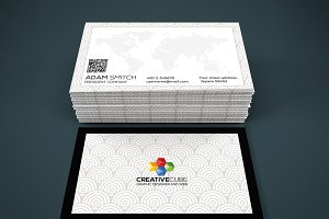 Modern Clasic Business Card