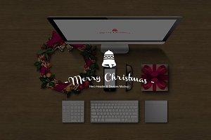 Christmas Header & Mockup