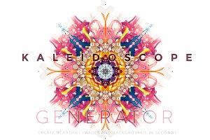 Mandala Generator PHOTOSHOP