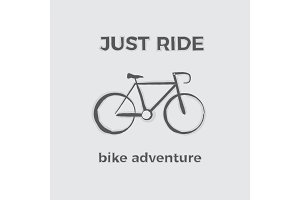 JUST RIDE bike adventure