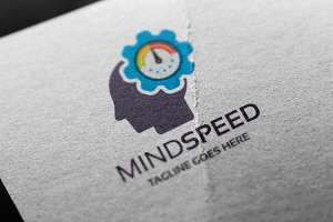 Mind Speed Logo