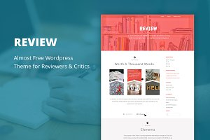 Review Talk - Cheap WordPress Theme
