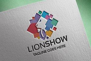 Lion Show Logo