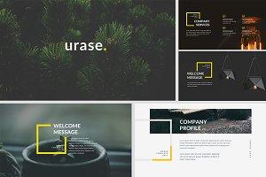 Urase - Creative Powerpoint Template