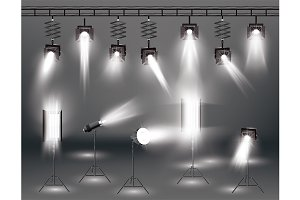 Spotlight Set