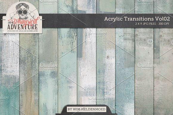 Acrylic Transitions Vol02