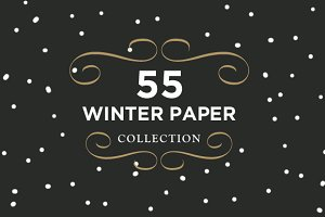 55 Winter collection paper