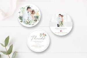 Wedding Photographer Stickers