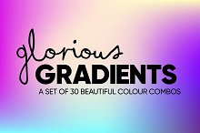 Glorious Gradients by Paul Dodd in Gradients
