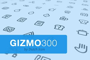 Gizmo Pack 300