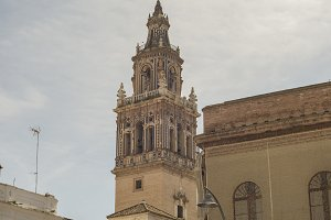 Details of the city of Ecija