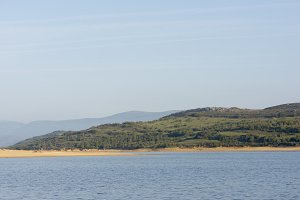 The ebro reservoir