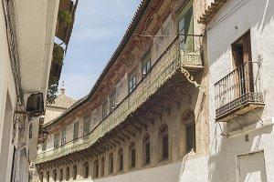 Details of the city of Ecija