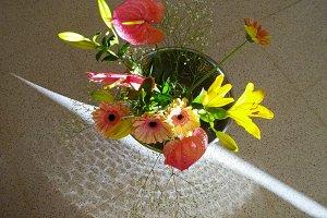 Bouquet of flowers - 1