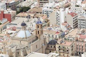 Church of Santa Maria de Alicante