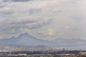 Views of San Juan in Alicante