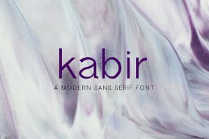 Kabir - Fun Sans Serif