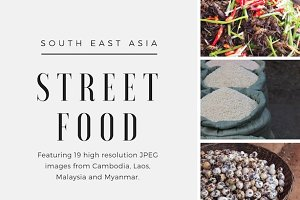 South East Asia Street Food
