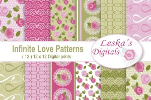 Infinite Love Patterns