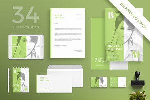 Branding Pack | Beauty Meetings