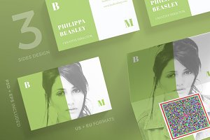Business Cards | Beauty Meetings
