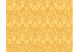 Damask Wallpaper | Yellow Wallpaper