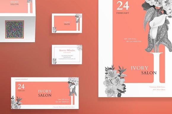 Print Pack | Ivory Salon