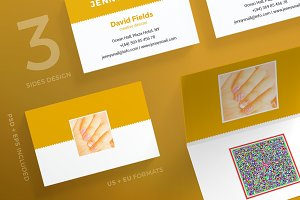Business Cards | Nails Style