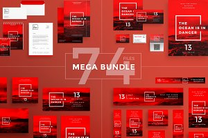 Mega Bundle | Ocean in danger