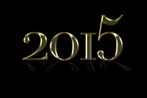 New year 2015.