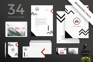 Branding Pack | Mountain