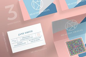 Business Cards | Sweets