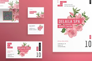 Print Pack | Delaila Spa