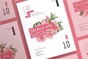 Posters | Delaila Spa