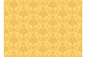 yellow background, chinese wallpaper